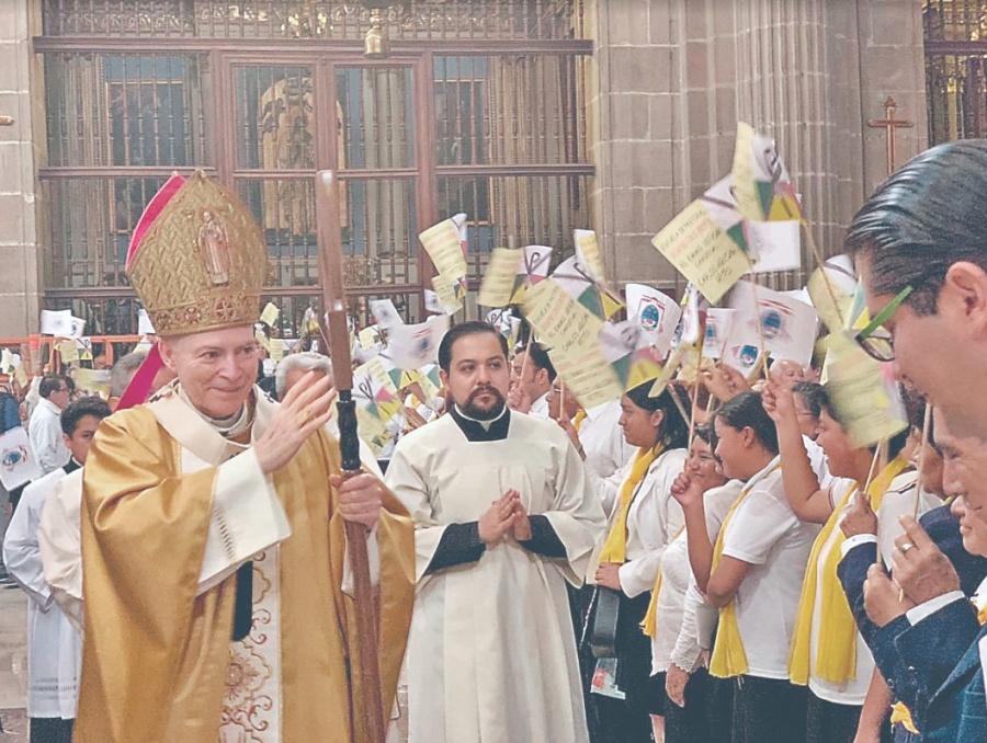 Xenofobia, mayor enemigo de EU y México: Iglesia