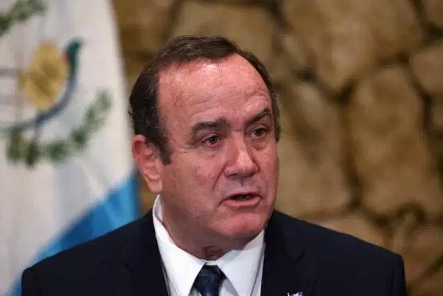 Aliado de EU gana presidencia en Guatemala