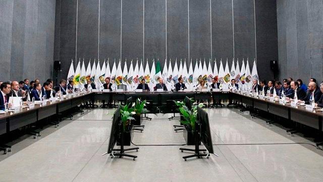 Analizan coordinación de esfuerzos para la recuperación de la paz en el país
