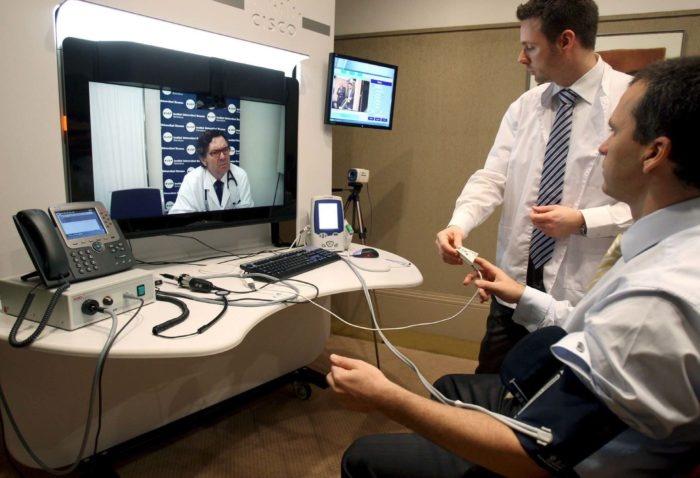 """Telemedicina, la nueva forma de """"acudir"""" con el médico"""