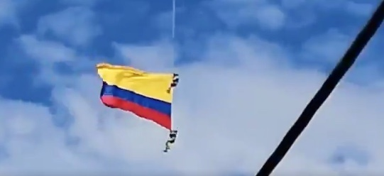 Corte de cuerda, ocasiona muerte de militares en Colombia