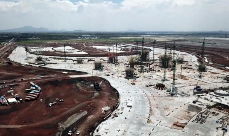 Finiquitan contrato de lo que sería el centro intermodal del NAIM en Texcoco