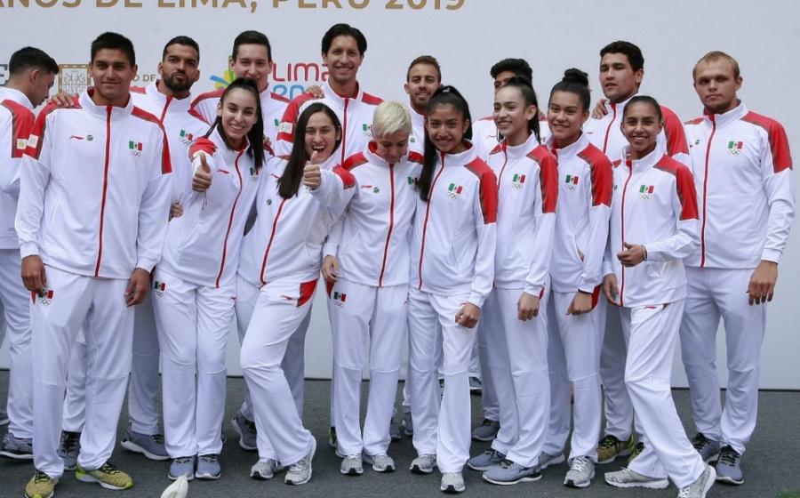 A partir del jueves se entregarán becas de los atletas de panamericanos, dice AMLO