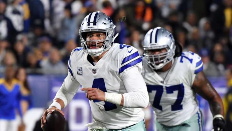 Dak Prescott rechaza extensión de contrato de los Cowboys