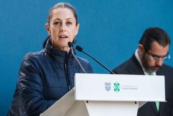 Sheinbaum descarta caer en provocaciones tras protestas de mujeres