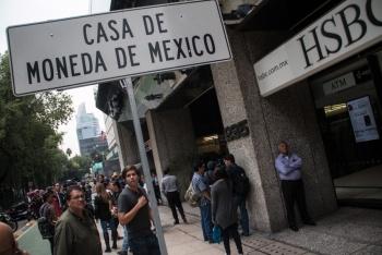 Descartan participación del C5 en robo a Casa de Moneda