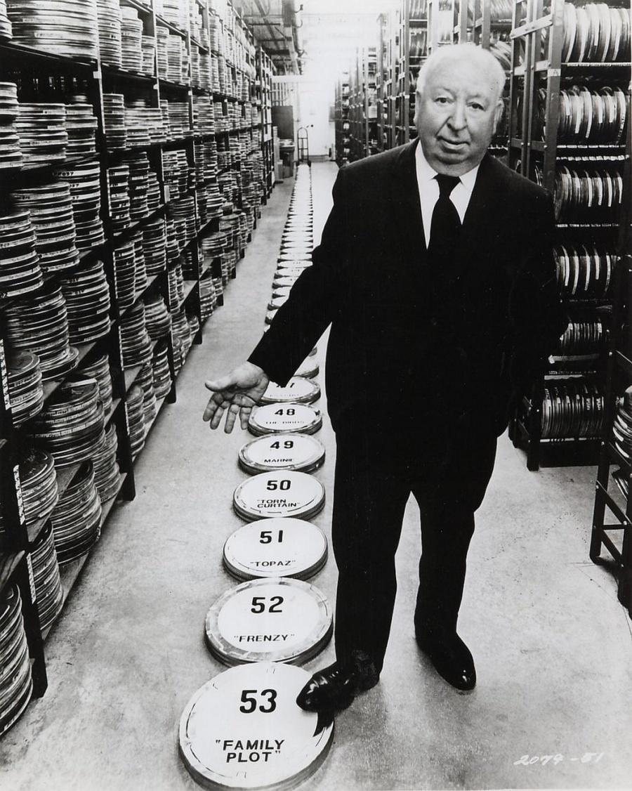 Hitchcock, maestro del suspenso, a 120 años de su nacimiento