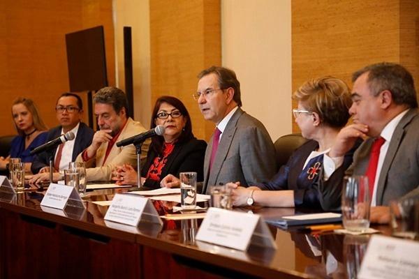 Firman SEP y TJACDMX convenio de colaboración para una educación de excelencia con equidad