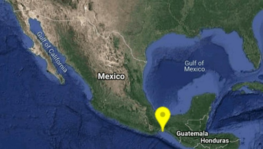Resienten Oaxaca y Chiapas sismos de 4 grados Richter