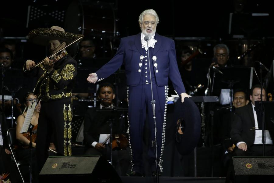 Orquesta de Filadelfia retira invitación a Plácido Domingo