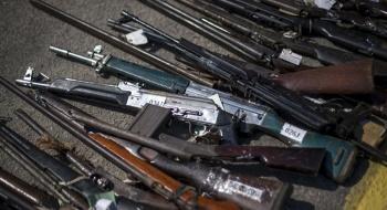 Ingresaron al país 2 millones de armas ilegales en 10 años, afirma la Sedena