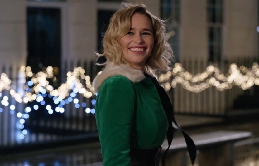 """Emilia Clarke protagoniza el tráiler de """"Last Christmas"""""""