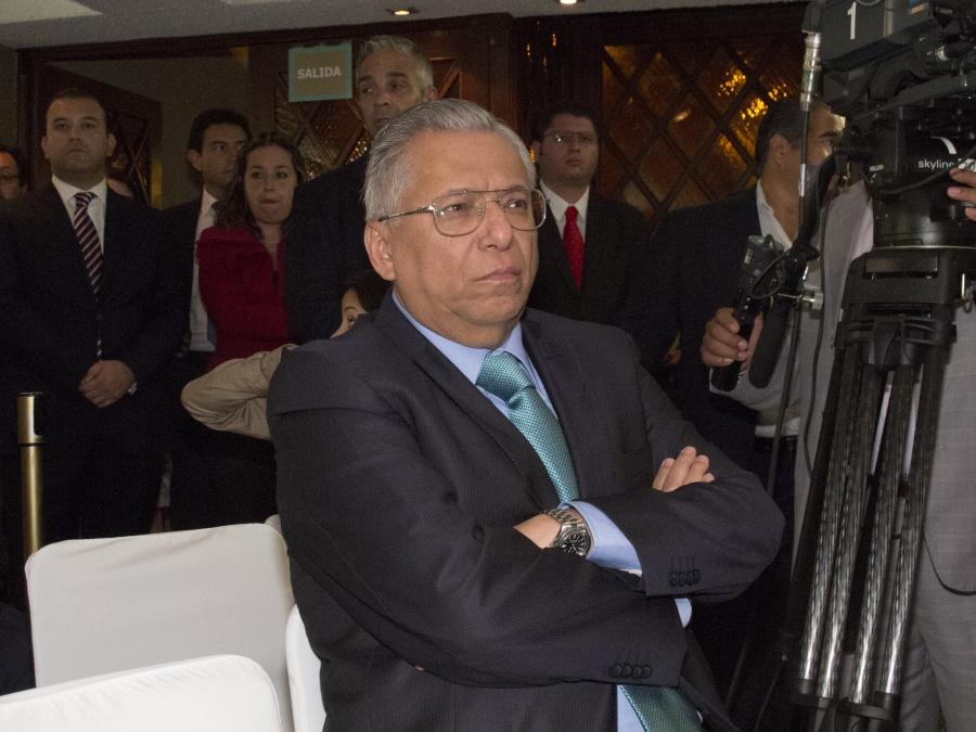 Ramón Sosamontes se ampara por posible orden de aprehensión por caso Rosario Robles