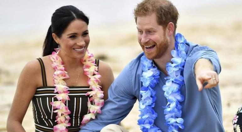 Los duques de Sussex habrían pasado sus primeras vacaciones como padres en Ibiza