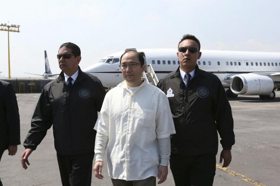 Morena pide al gobierno federal aclarar el destino final de los recursos decomisados a Zhenli Ye Gon