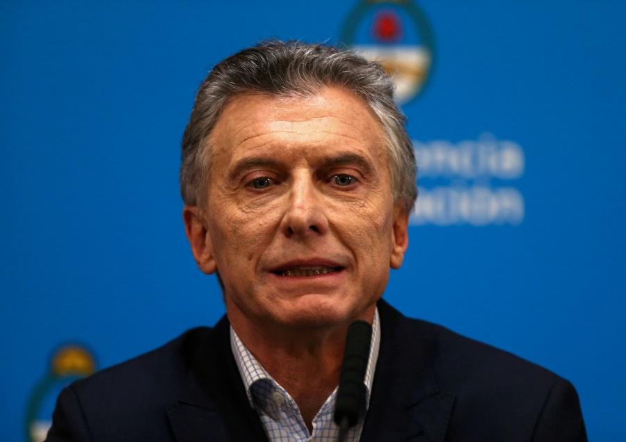 Macri anuncia medidas de alivio ante situación financiera en Argentina