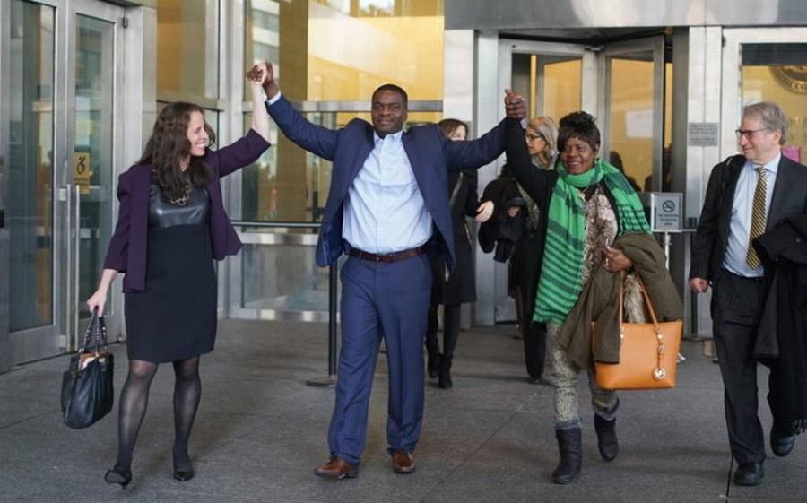 Hombre será indemnizado con casi 10 mdd tras 30 años preso por error