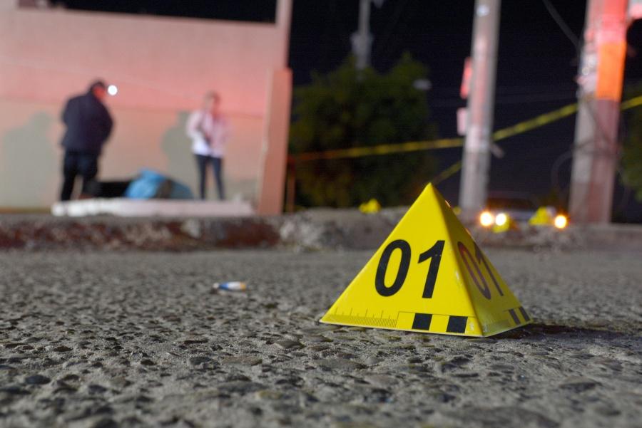 Asesinan a dos hermanos en la alcaldía Miguel Hidalgo