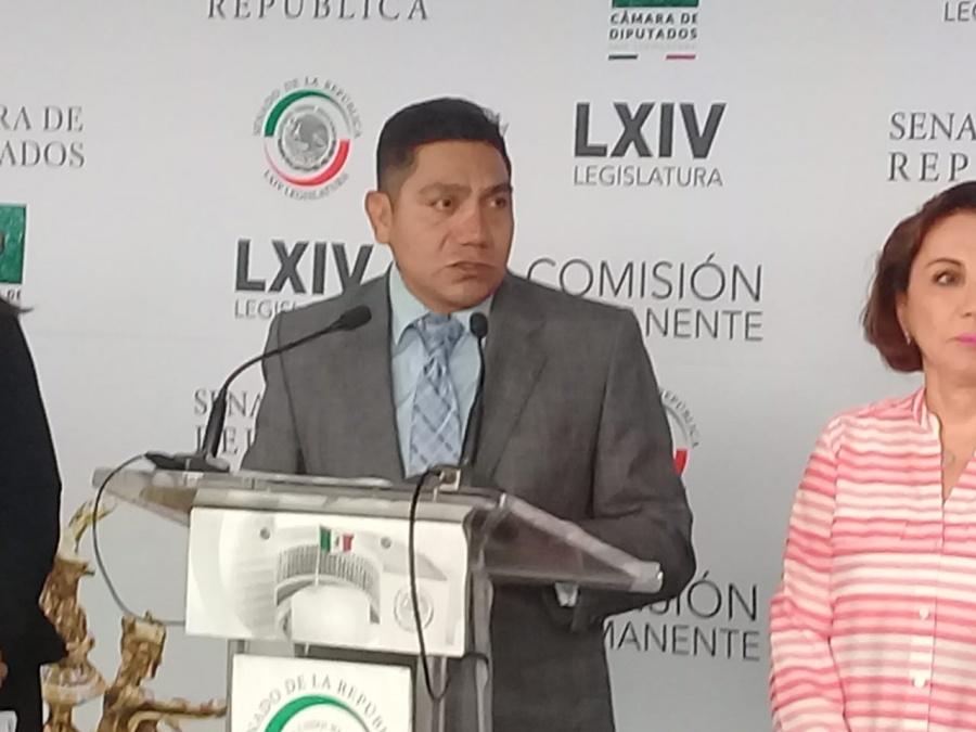 Presentan legisladores del PAN iniciativa para modificar Ley de Extinción de Dominio ante posibles violaciones constitucionales