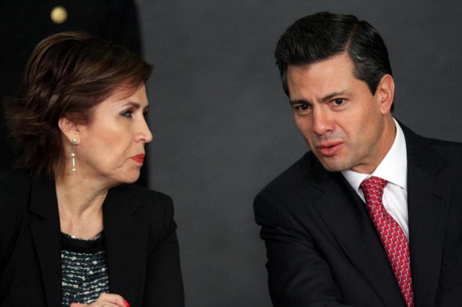 Indican que Hacienda no tiene datos que impliquen a Peña Nieto en caso Rosario Robles