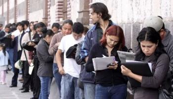 Registra desempleo incremento en el segundo trimestre de 2019
