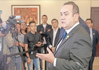 Guatemala tira pacto de tercer país seguro