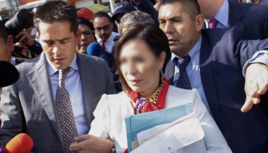 Pide la FGR anular la petición de amparo de Rosario Robles