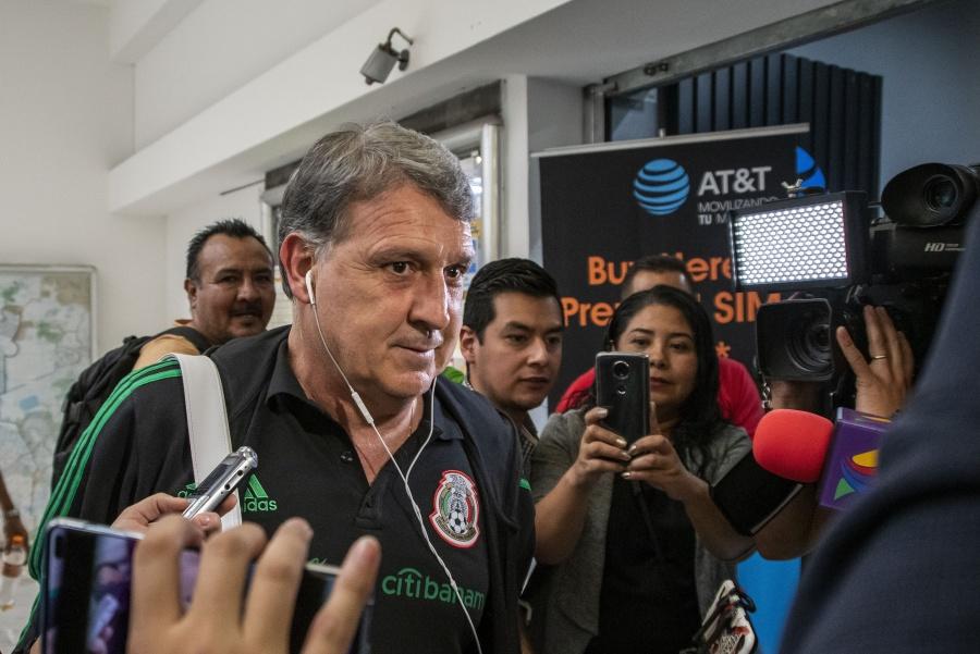 """""""Tata"""" Marino anuncia lista para nuevo miniciclo con el Tri"""