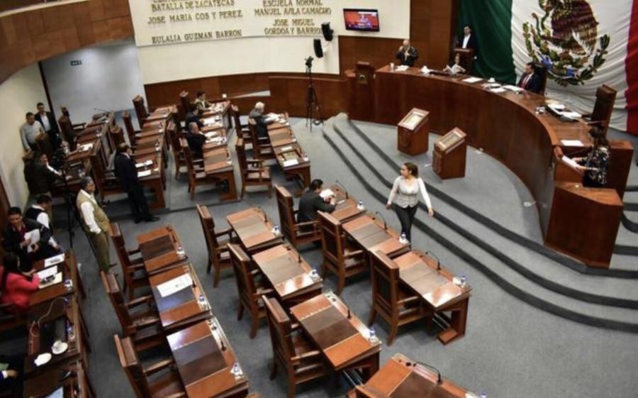Zacatecas rechaza bodas del mismo sexo