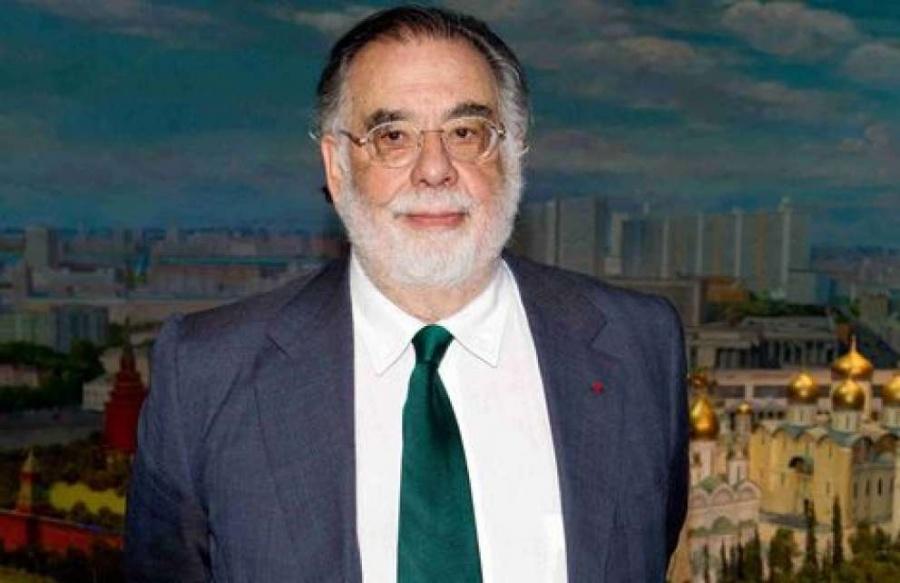 Francis Ford Coppola, invitado de honor de la Feria Universitaria del Libro en Hidalgo