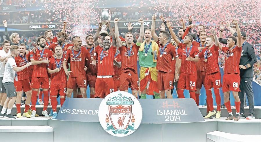 Liverpool derrota a Chelsea y es nuevo campeón de Europa