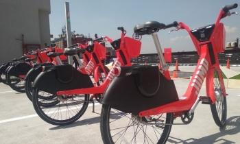 Jump, la nueva app de bicicletas de Uber en México