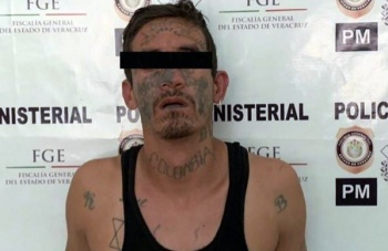 Detienen a presunto homicida de activista LGBT en Acayucan