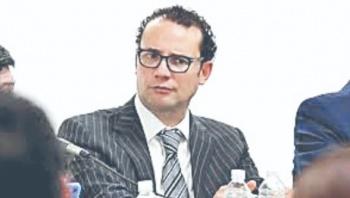 Xavier Nava es ahijado de Emilio Zebadúa