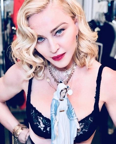 Madonna cumple 61 años y cerca de comenzar nueva gira