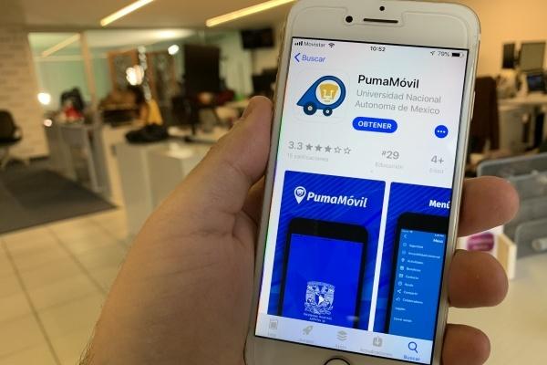 PumaMóvil revoluciona la movilidad en Ciudad Universitaria