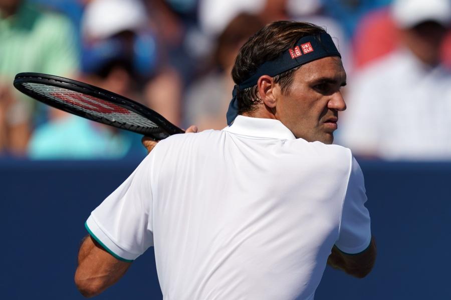 Federer es sorprendido y eliminado en octavos de en Cincinnati