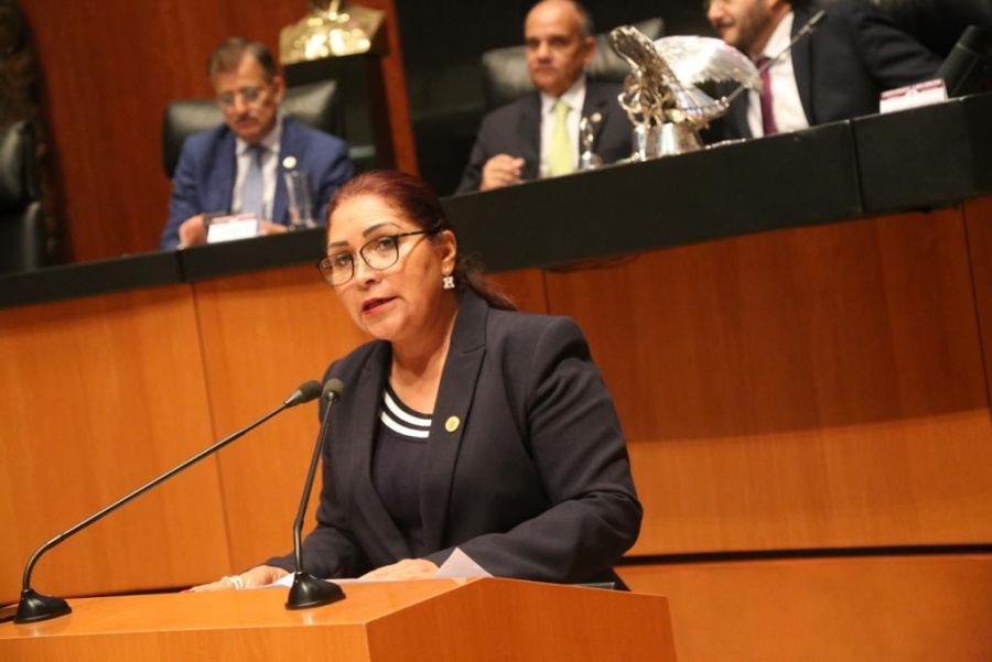 Avanza iniciativa para reconocer figura legal de comercio en vía pública: María Rosete