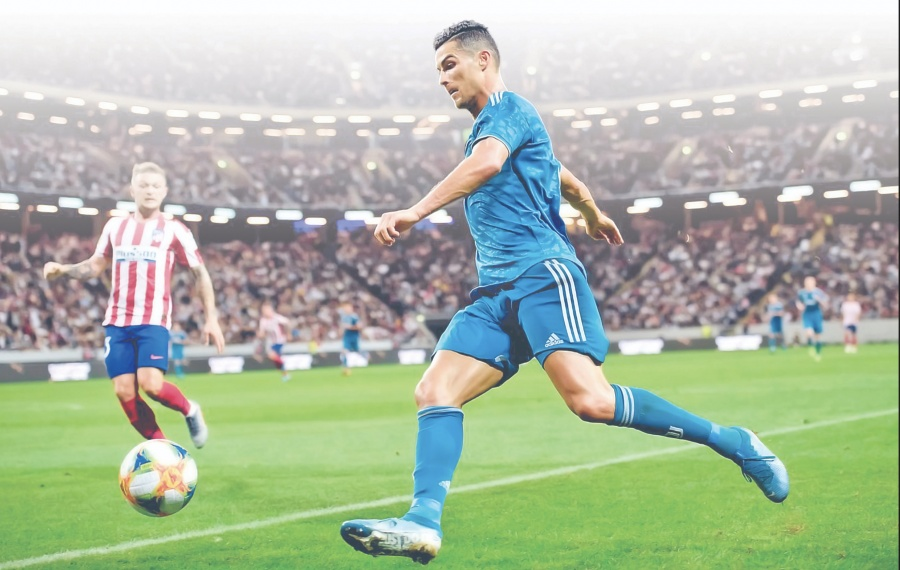 Por quinta vez, Cristiano y Messi compiten por ser el mejor de la UEFA