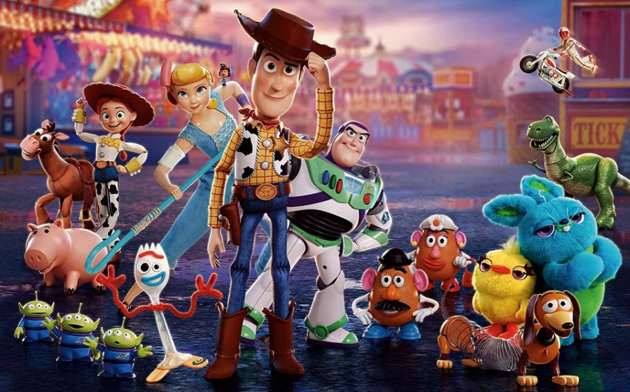 """¡Al infinito y más allá! """"Toy Story 4"""" supera los mil mdd en taquilla"""