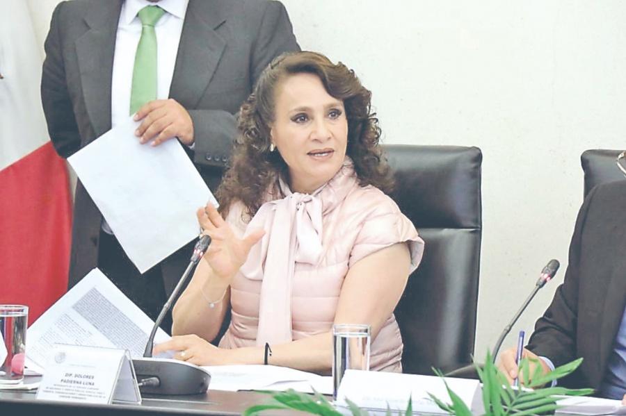Acepta Padierna que es tía del Juez que envió a prisión a Robles
