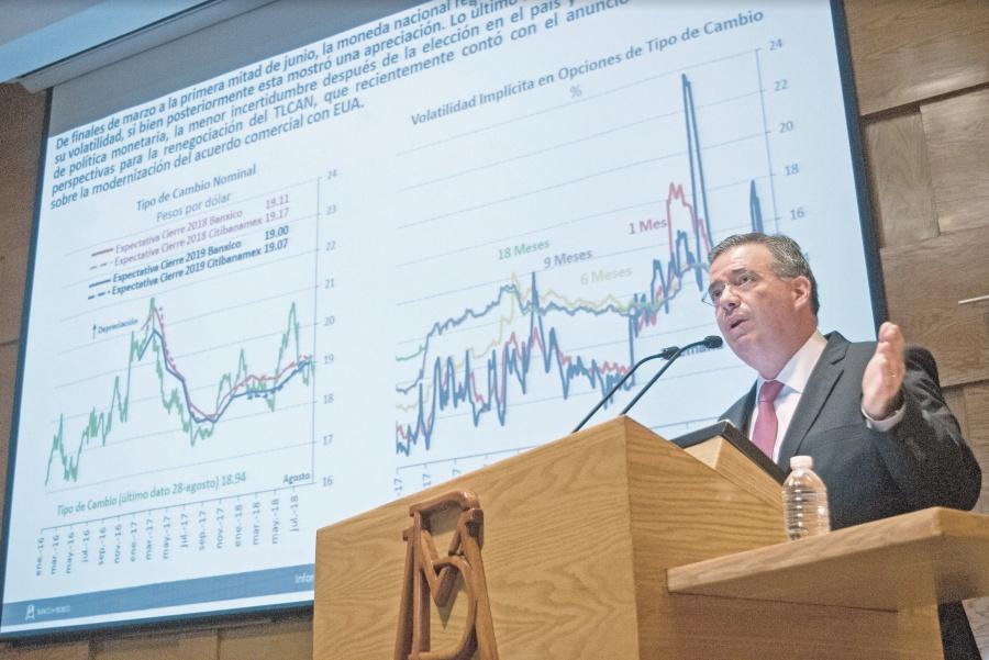 El Banxico baja tasa de interés después de 5 años