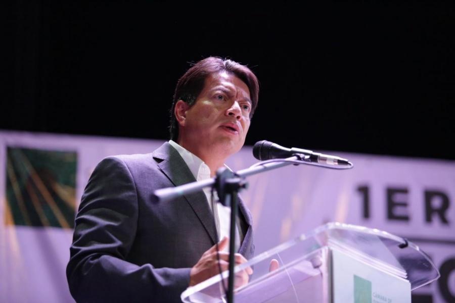 Diputados federales han demostrado el cambio de la nueva administración en el combate a la corrupción: Mario Delgado
