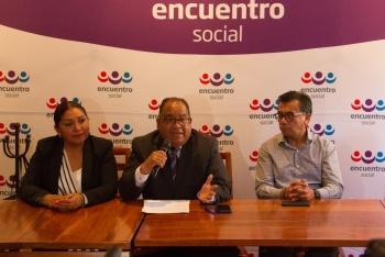 Inicia proceso de liquidación del Partido Encuentro Social