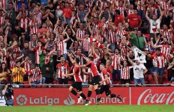 Athletic de Bilbao vence al Barcelona en el inicio de LaLiga