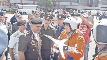 ...Y Rusia manda buques militares a Venezuela para proteger a Maduro