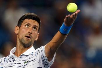 Djokovic, a semifinales del Masters 100 de Cincinnati