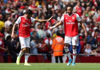 Ceballos y Aubameyang, decretan victoria del Arsenal