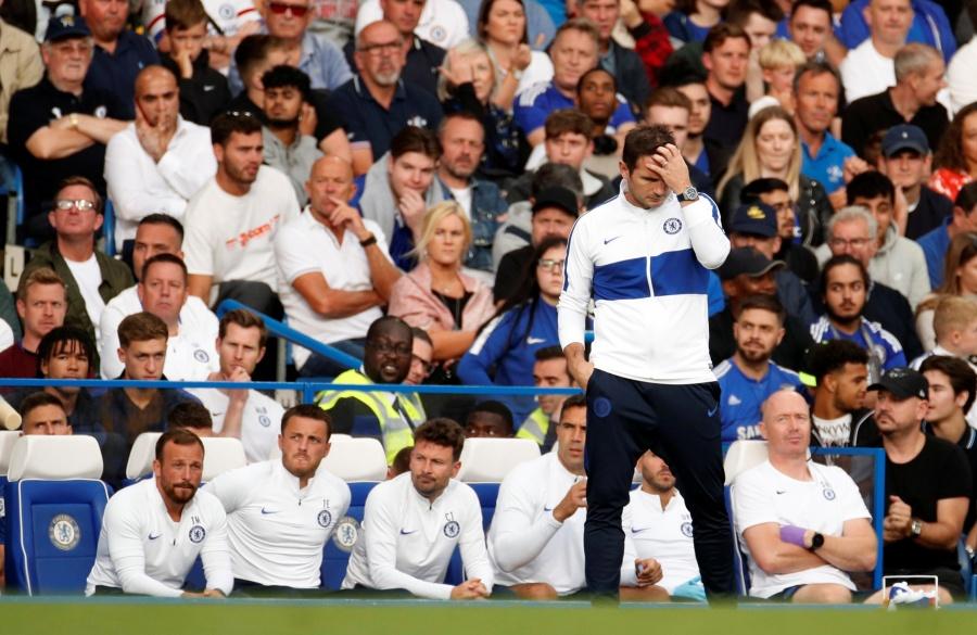 Chelsea empata ante el Leicester y sigue sin ganar bajo el mando de Lampard