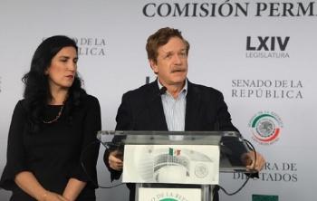 Morena debe aceptar cambios a la Ley Nacional de Extinción de Dominio: Romero Hicks